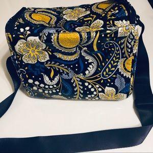Vera Bradley insulated bag